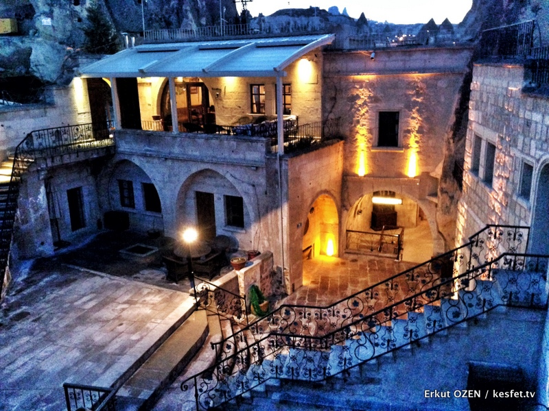 Cappadocia Cave Suites Göreme