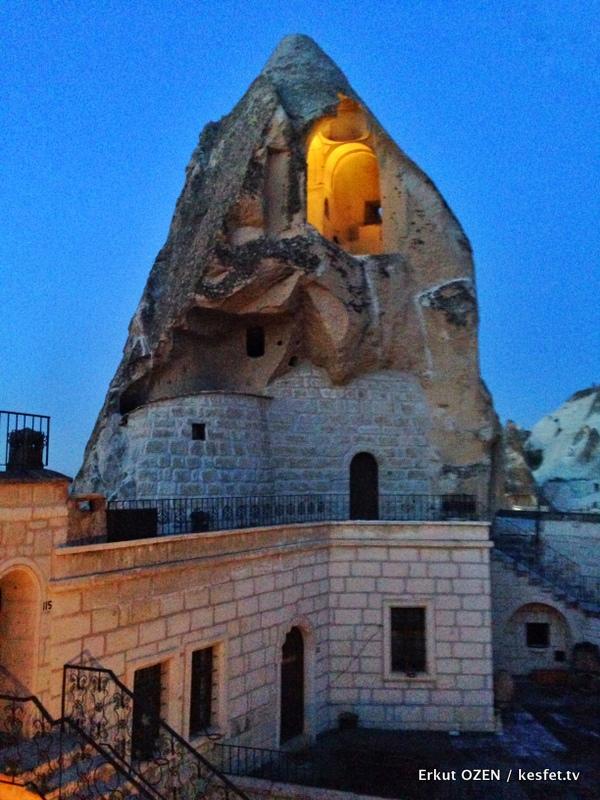 Cappadocia Cave Suites Goreme oda