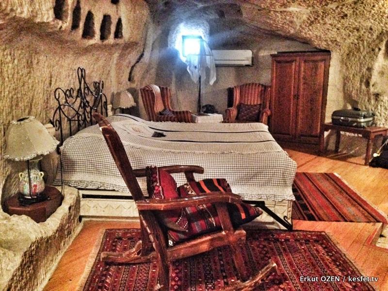Cappadocia Cave Suites Kapadokya Otelleri