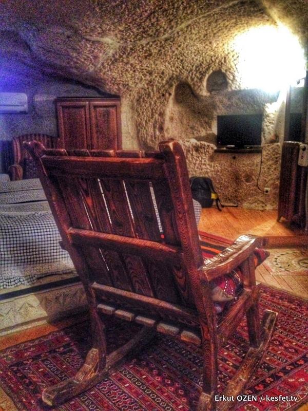 Cappadocia Cave Suites Goreme odalar 3