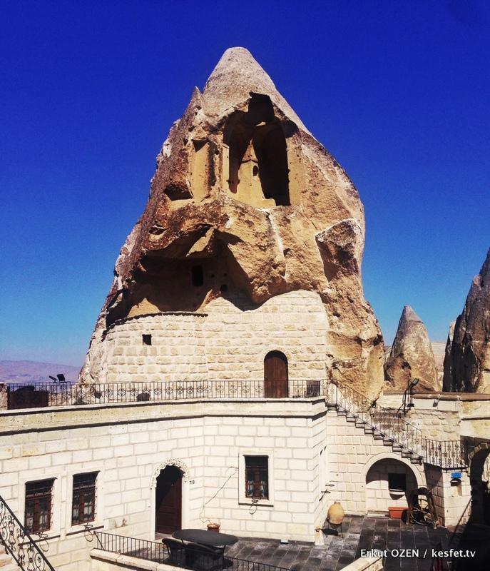 Cappadocia Cave Suites Goreme odalar 4