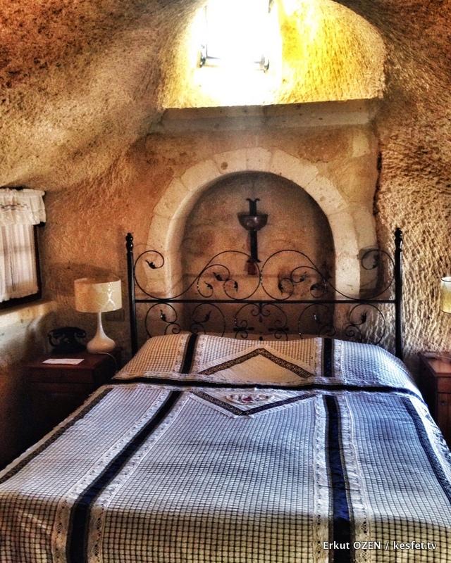 Cappadocia Cave Suites Goreme odalar 5