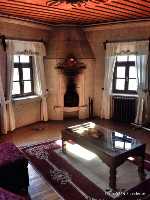 Cappadocia Cave Suites Goreme odalar