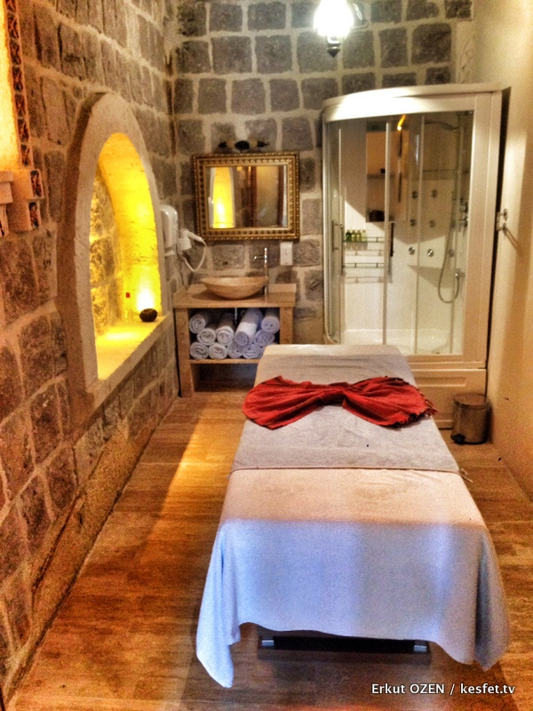 Cappadocia Cave Suites Goreme spa