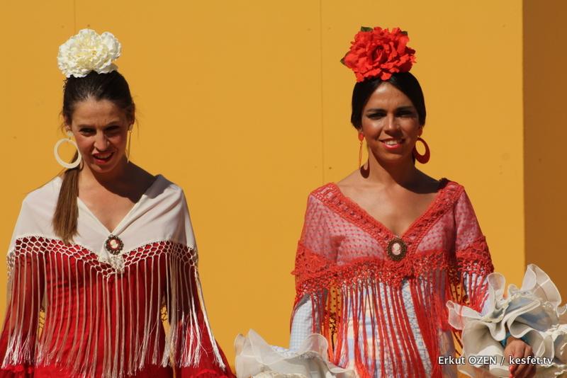 endülüs festivalleri Sevilla