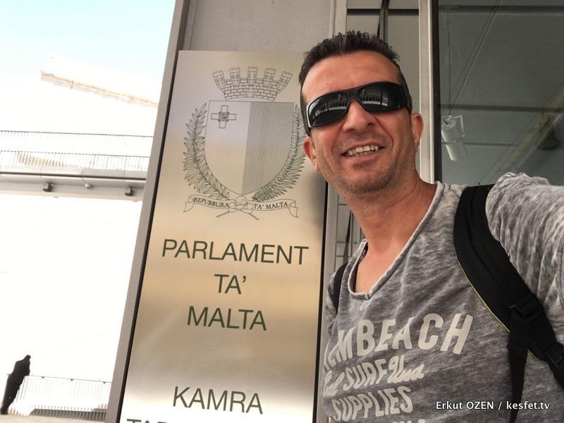 Malta Tur Rehberi Erkut Özen