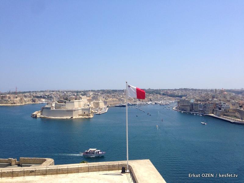 Malta Gezi Rehberi Valleta buyuk liman