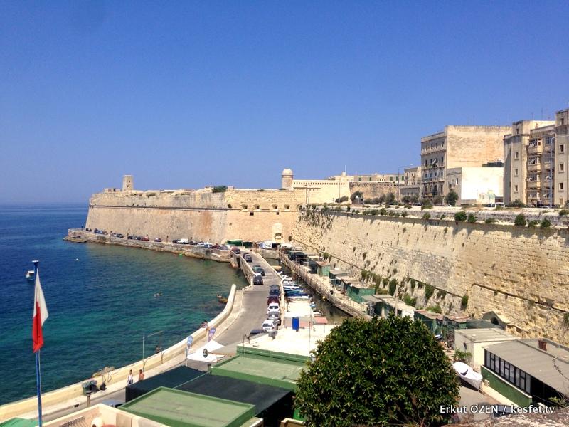 Malta Gezi Rehberi Valleta genel 2