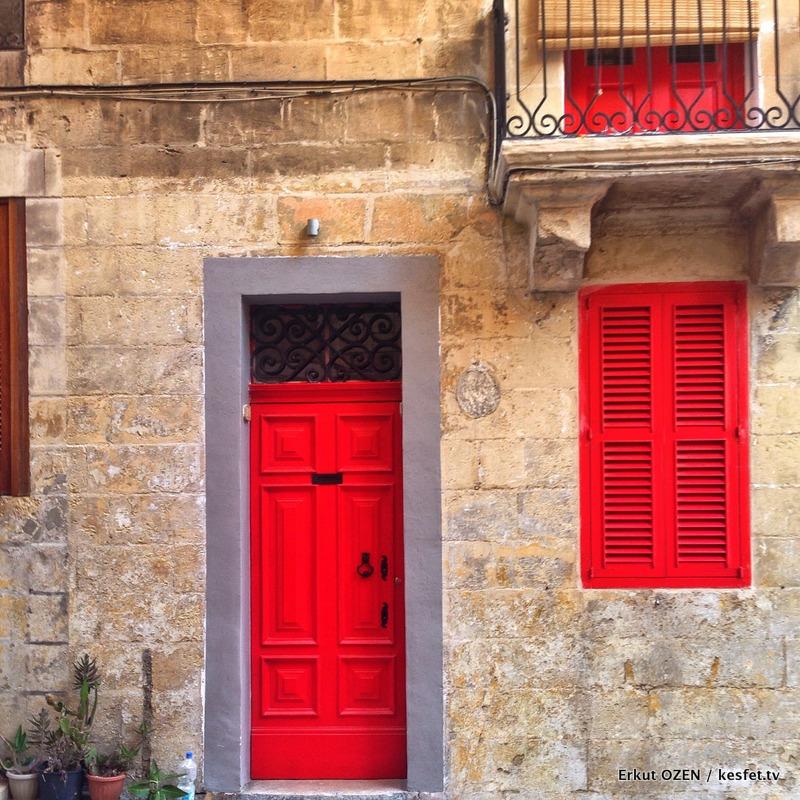 Malta Gezi Rehberi Valleta genel 4