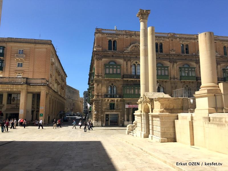 Malta Gezi Rehberi Valleta genel 7