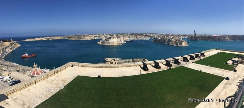 Malta Gezi Rehberi Valleta genel 8