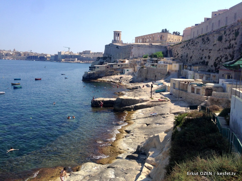 Malta Gezi Rehberi Valleta liman