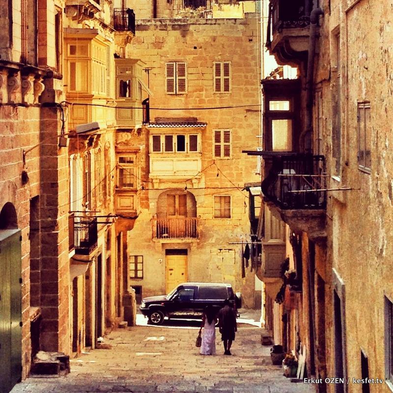 Malta Nerede?