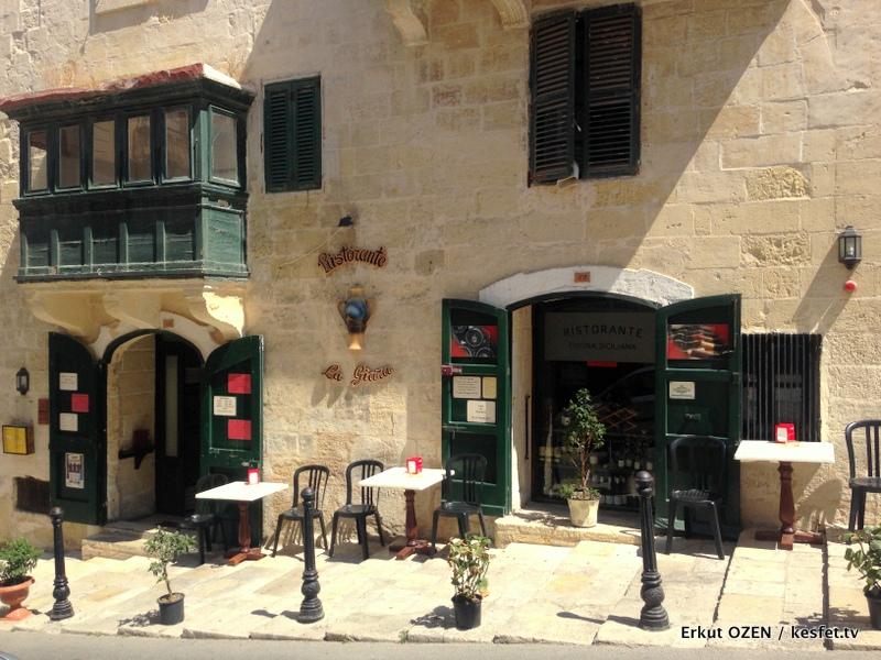 Malta Gezi Rehberi Valleta sokaklari