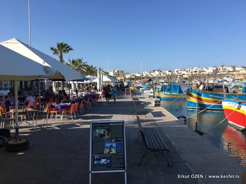 Marsaxlokk gezisi malta gezilecek