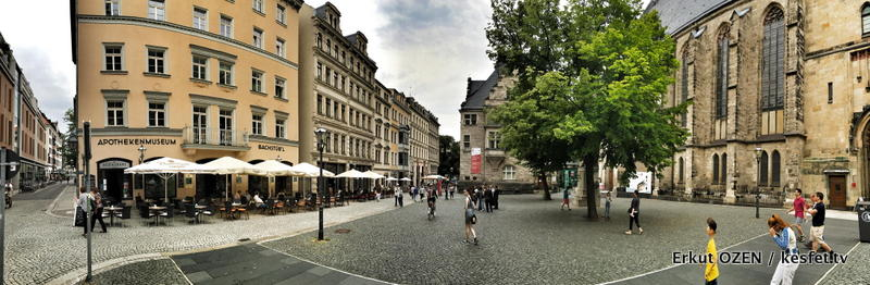 Leipzig Gezi Rehberi panorama