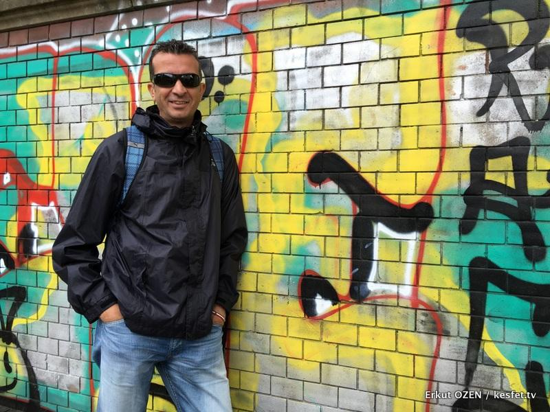Leipzig Gezisi seyahat yazari Erkut Ozen