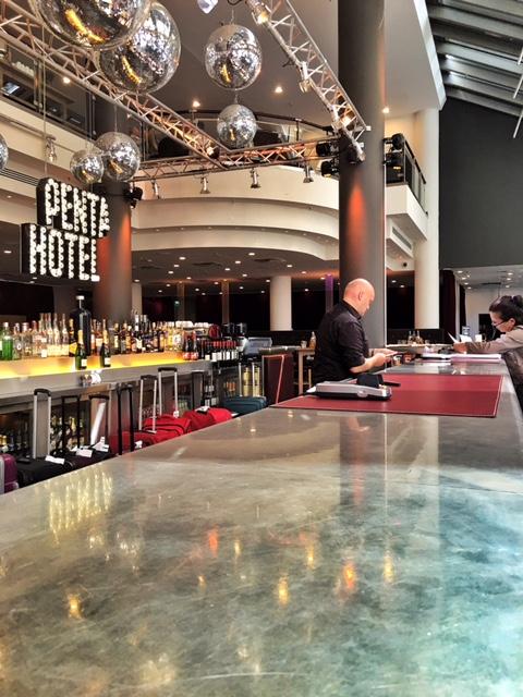 Leipzig gezi rehberi Penta hotels leipzig