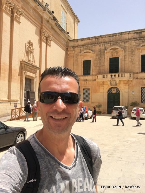 Malta gezi rehberi Erkut Özen