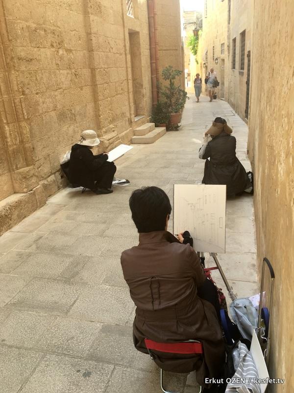 Malta gezi rehberi Mdina gezisi