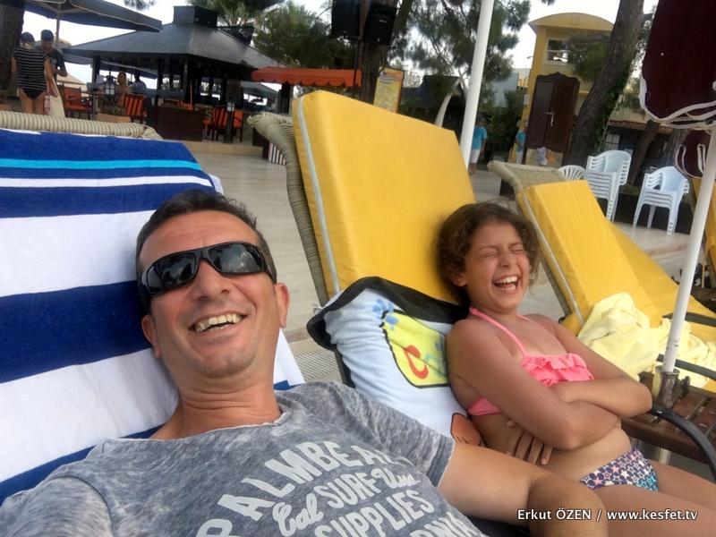 Cocukla tatil yapmanin ipuclari baba kız tatili