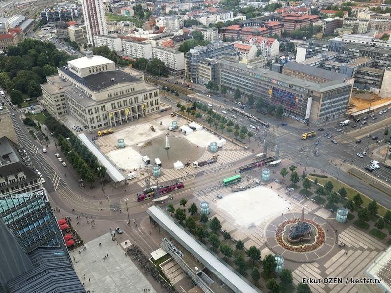 Leipzig Gezisi Rehberi augustus platz