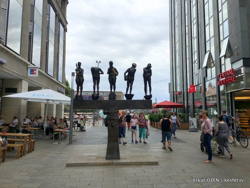 Leipzig Gezisi Rehberi gezilecek yerler