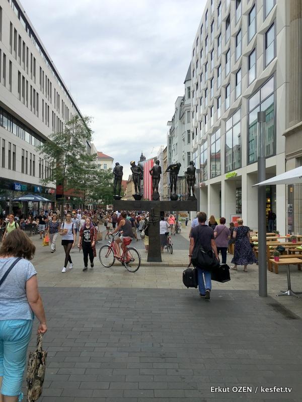 Leipzig Gezisi Rehberi görülecek yerler