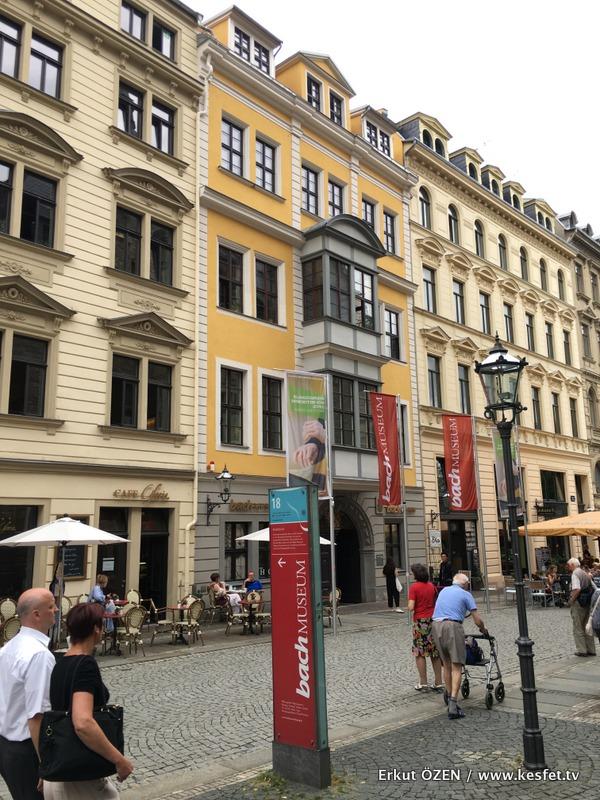 Leipzig gezilecek yerler bach muzesi