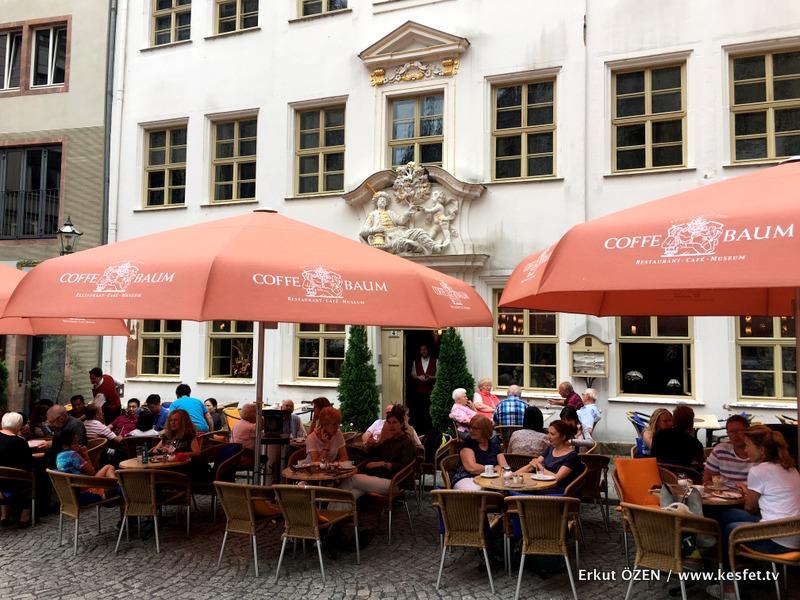 Leipzig gezilecek yerler dunyanin en eski kahvesi