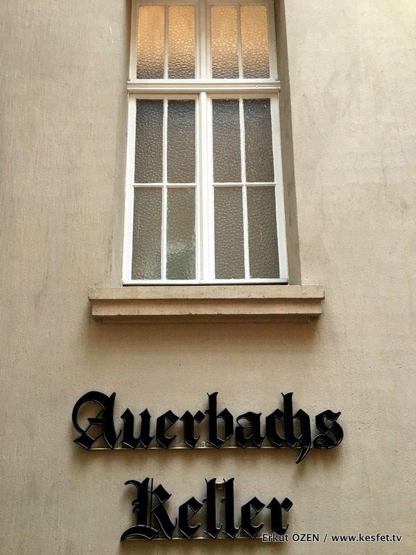 Leipzig gezilecek yerler en iyi restoranlar