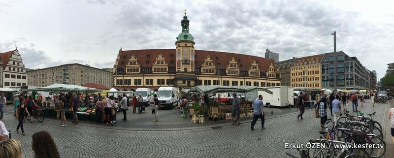 Leipzig gezilecek yerler markt