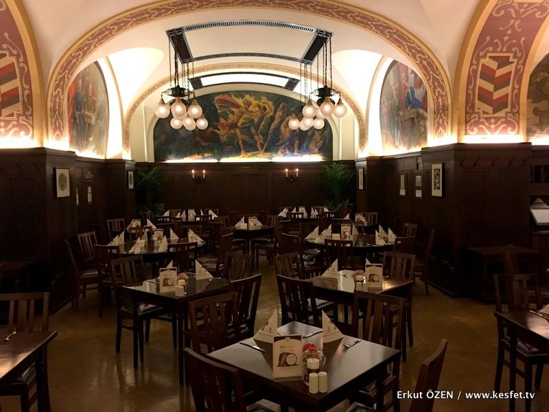 Leipzig gezilecek yerler restoran