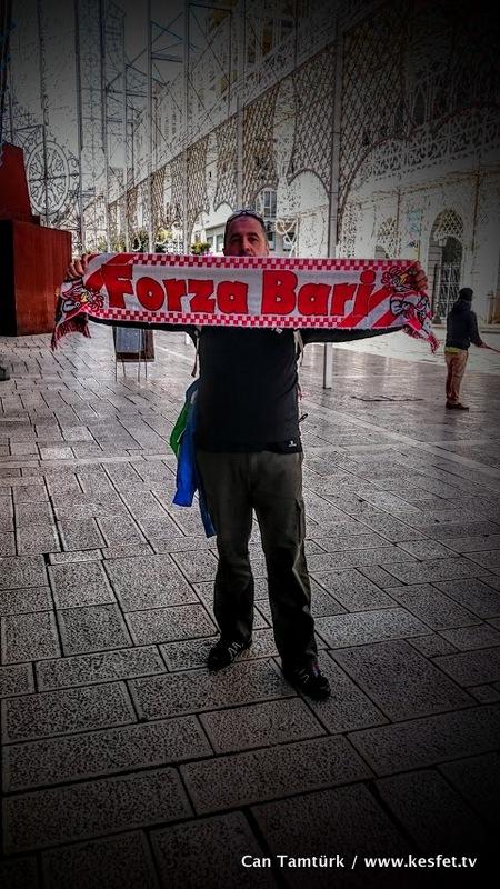 Bari Gezi Rehberi bari futbol