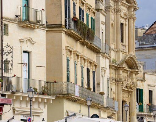Lecce Gezi Rehberi