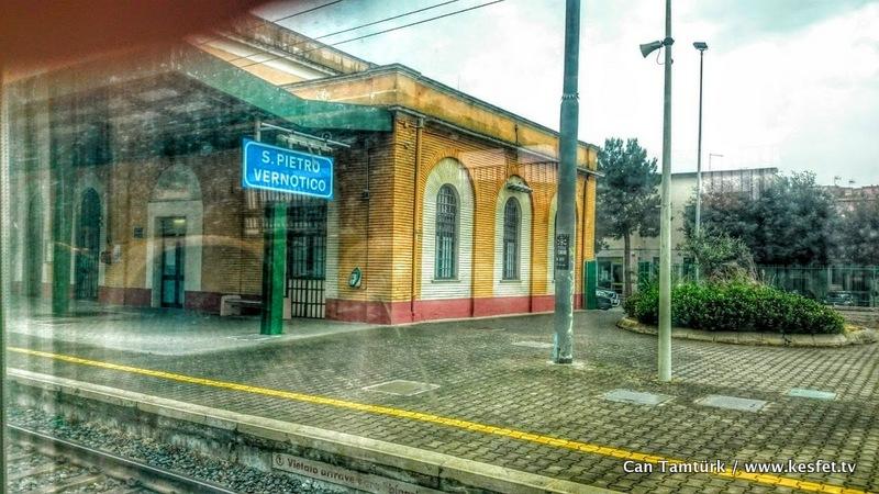 Lecce gezi rehberi tren ile