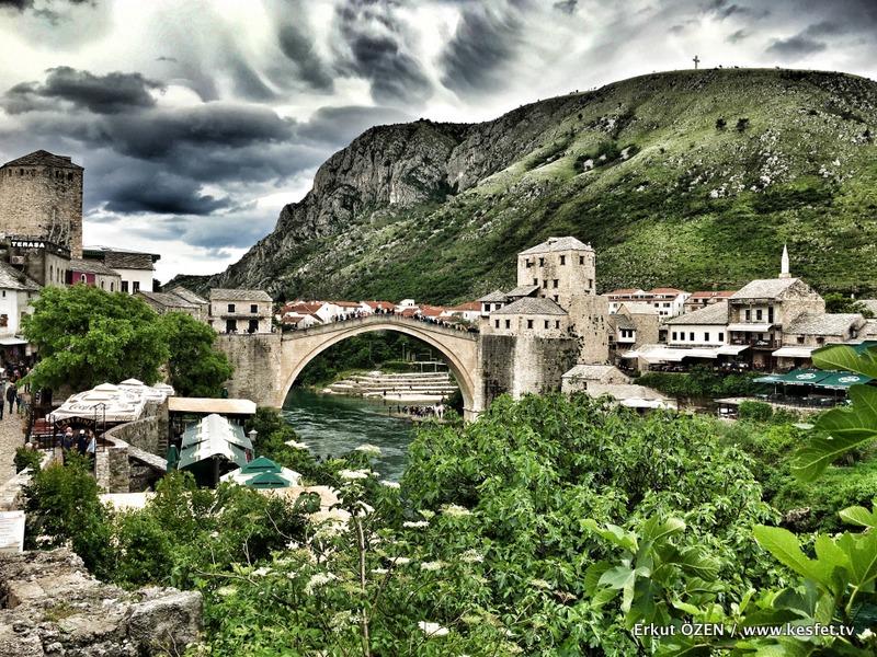 Mostar Gezi Rehberi Mostar Koprusu