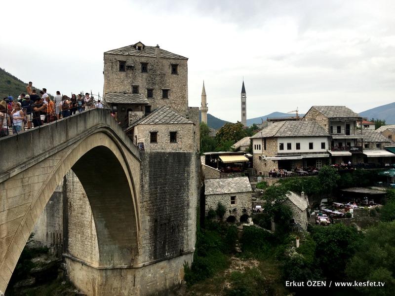 Mostar Gezi Rehberi Mostar koprusu mimar