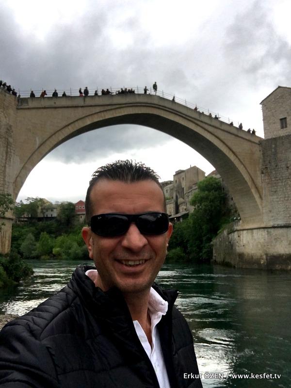 Mostar Yurtdışı Tur Rehberi Erkut Özen