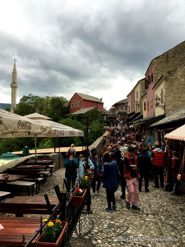 Mostar mostari geziyoruz