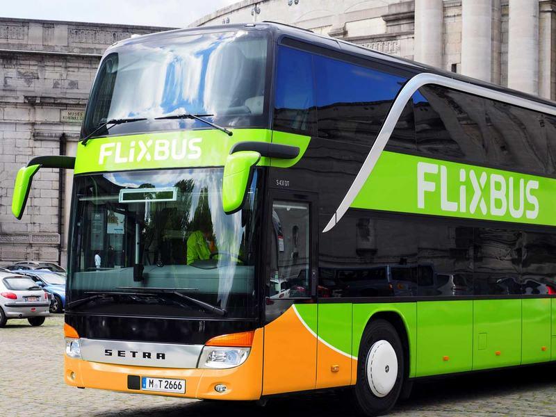 Ucuz otobüs bileti Flixbus rehberi