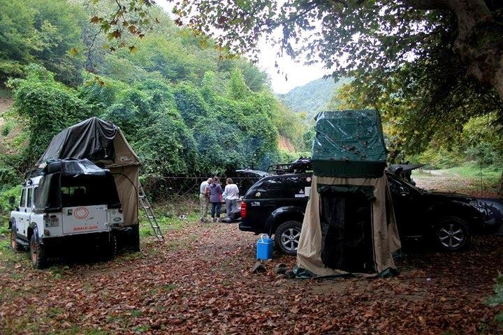 hafta sonu gezisi kapılı çınar kamp gezisi