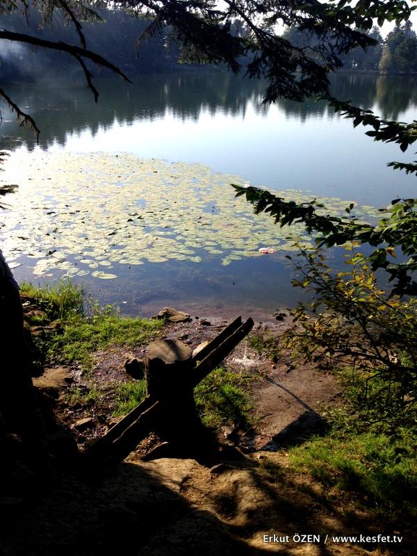 bolu gölcük gölü