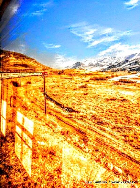 Tren ile Kars