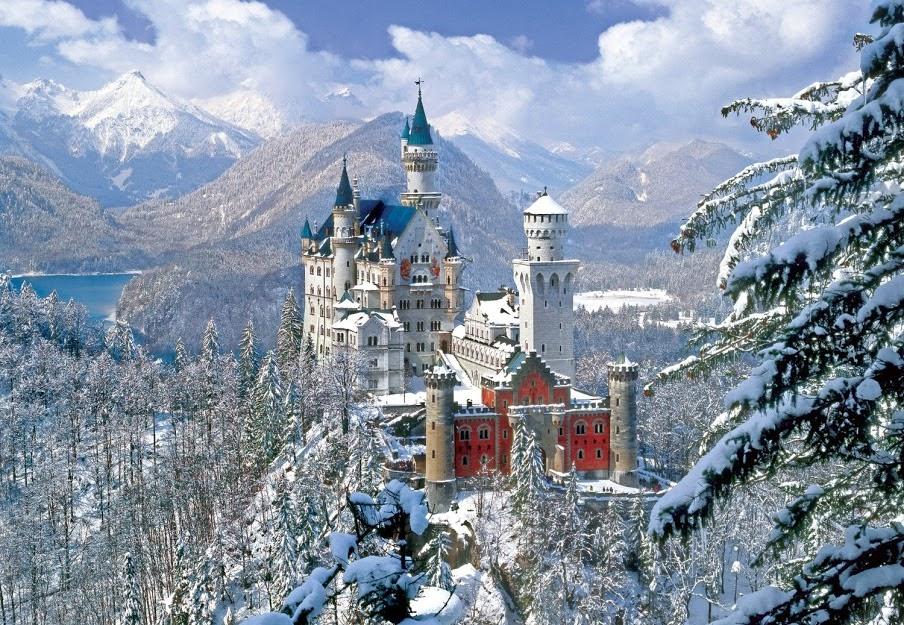 Kışın En Güzel Şehirler
