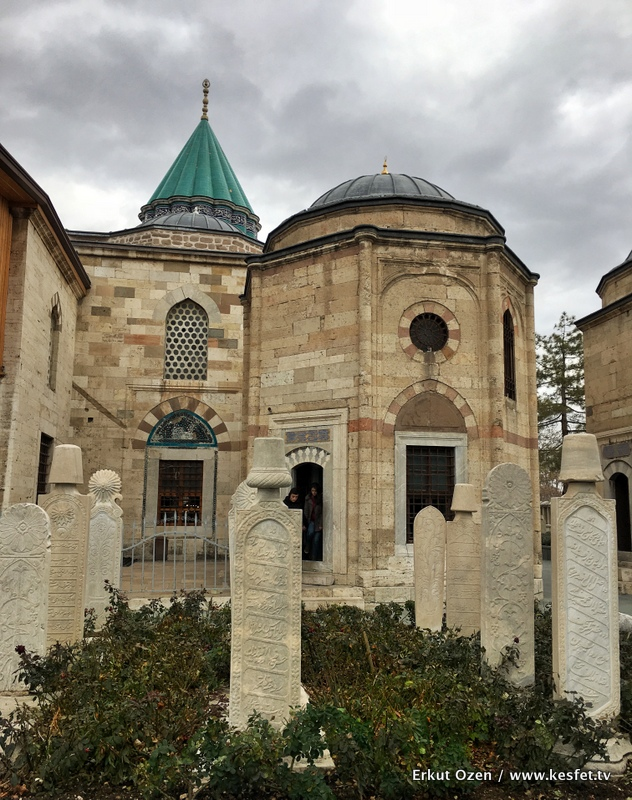 Konya Gezi Rehberi Mevlana