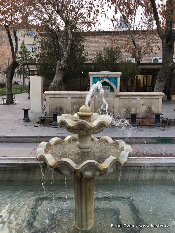 Konya Gezi Rehberi Şems-i Tebrizi