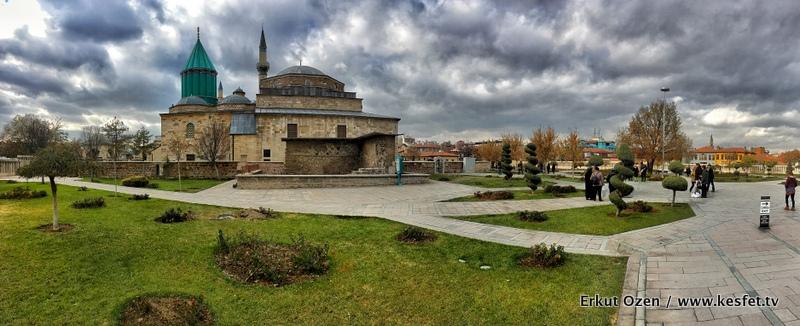 Konya Gezi Rehberi Panoramik