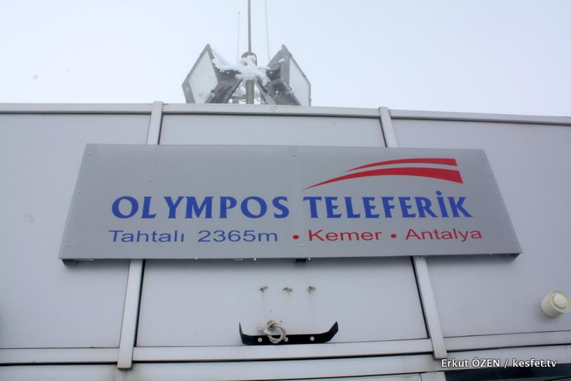 Antalya teleferik
