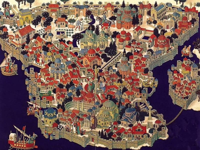 İstanbul'un Eski İsimleri